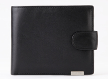 Dr.koffer  hot-selling men's wallet with coin bag and clap